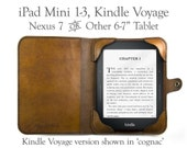 Leather iPad Mini 3 Cover...