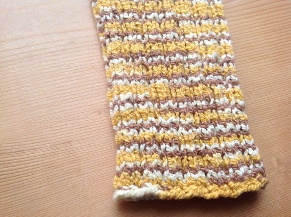 M PICC Line / IV Cover (Armband) Banana Yellow
