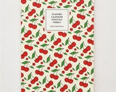 2015 Dagraphy Weekly Planner Series / Classic Red Cherry