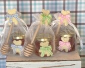 Sweet Baby Honey Bear Favor Baby Shower Gift