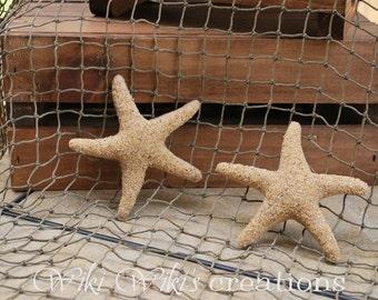 Felt Plush Starfish - Pack of 2