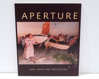 Aperture Magazine 141 Fall 1995 Vintage Photography Latain Image and Imagination Santeria José Azel Mina Barcenas Bill Viola Made in USA