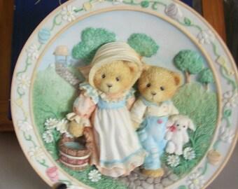 Cherished Teddies, Vintage Ceramic