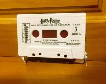 Harry Potter Prisoner of Azkaban Cassette Tape Wallet