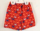 "3T ""Crabby"" Shorts"