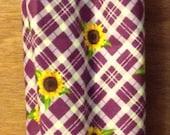 Bag Holder sunflower