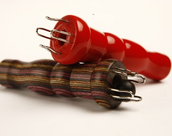 KnitPro (Knitters Pride) knitting dolly - Passion Red or Symfonie Classic