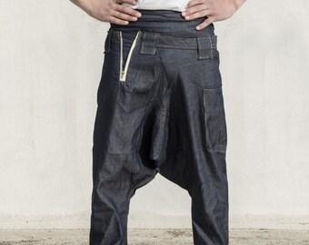 Clusterstone-Flex Denim Trousers