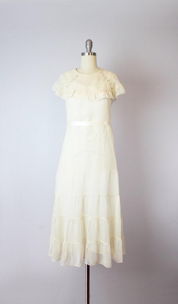 Vintage 1920s Dress 20s Wedding Dress 20s By