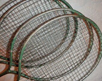 Steel String Badminton Rackets Set Of Four By Dayton