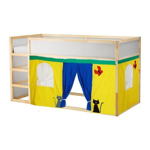 lit superpos playhouse nous pouvons par creativeplayshop. Black Bedroom Furniture Sets. Home Design Ideas