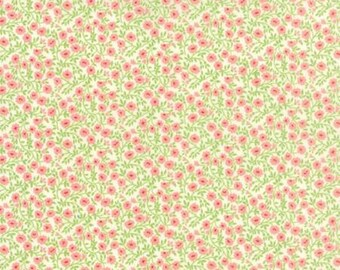 Hello Darling Floral Dainty Cream 55117 14 by Bonnie and Camille from Moda