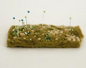 Moss Garden – Mixed Media – Objet d'Art – Curiosity – Assemblage