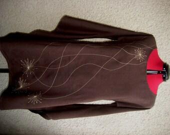 Eco friendly  linen dress - tunic