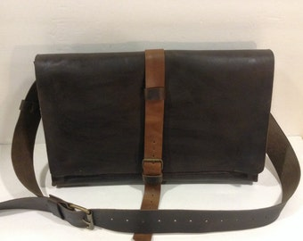 Men Messenger Bag Cross Body Men's Bag Leather Bag
