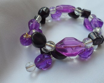Purple Power Bracelet