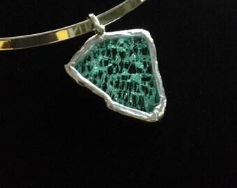 Shattered Glass Choker John Deere