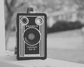 Brownie Camera Fine Art Photograph