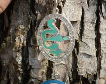 Allah charm Key chain , Evil eye charm keychain, Muslim keychain