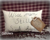 Wise Men Still Seek Him Stitchery