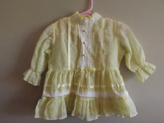 baby+clothes+from+1950's | 1950's Lot of 2 BABY BOY Infant ...  |1950 Baby Stuff