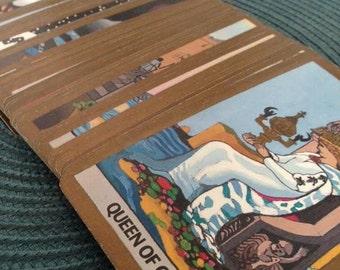 Tarot Reading: Celtic Cross - traditional 10 card spread