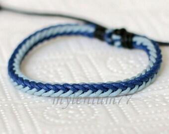759 Men bracelet Women bracelet Cords bracelet Ropes bracelet Cotton bracelet Braided bracelet Woven bracelet Fashion bracelet