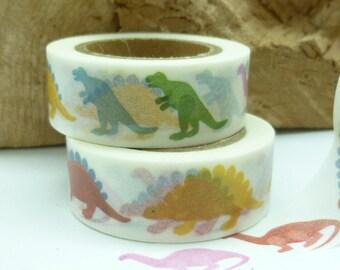 Dinosaur Washi Tape - KK1905