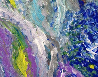 Hestia's Hearth Original Painting