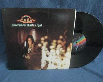"Vintae, Cher - ""Bittersweet White Light"" Vinyl LP Record Album, Original 1973 Press, Pop Rock Diva, By Myself, The Man I Love, Jolson Medley"