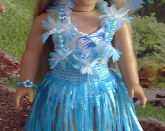 Blue Hawaii for American Girl Dolls