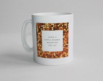 11oz Modern Positive Affirmation Ceramic Mugs