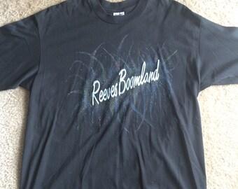 Vintage Reeves Boomland Fireworks T-Shirt
