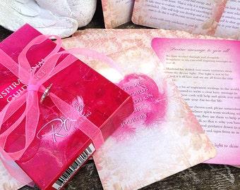 Angel Inspirational Guidance Cards