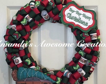 Griswold Christmas Wreath