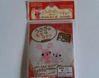 Animal Beads Kit - Rabbits