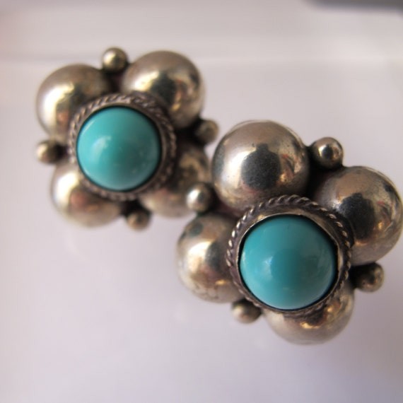 Vintage Mexican Silver Jewelry - deja-voodoocom