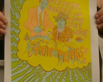 TWIN PEAKS print