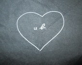 Vintage Agnes B Love T-shirt Indie Hipster Style Original