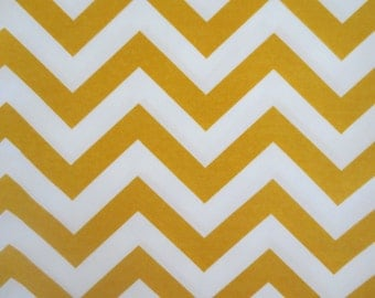 OUTDOOR Pillow Cover / Yellow and White Chevron Pillow Cover / Zig Zag Pillow Cover