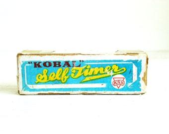 Vintage Kobal Camera Self Timer