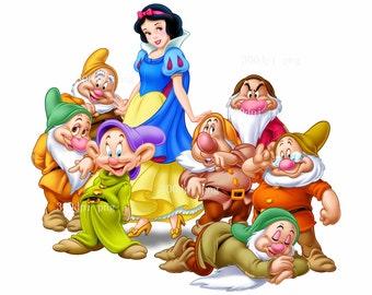 Disney Princess digital clipart png files Clip Art Images Instant Download