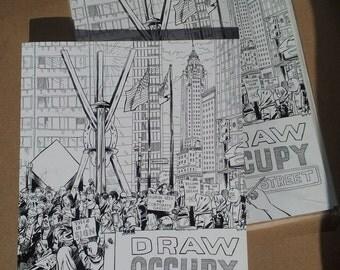 Draw Occupy Wall Street