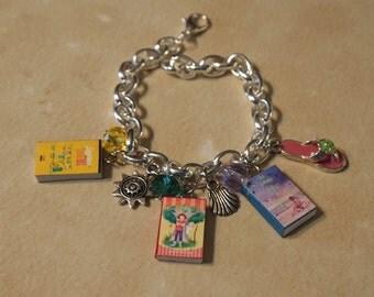 Custom Trilogy (3 charms) Charm Bracelet