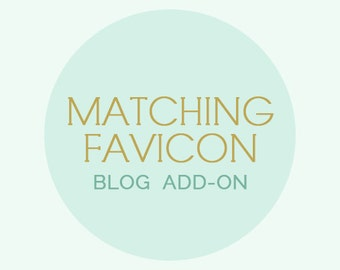 Favicon for Blogger or WP Blog - Blog Add-On