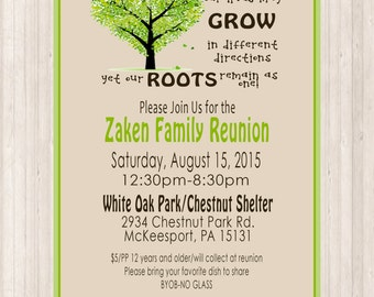 family reunion flyer templates free family reunion invitations tips samples templates