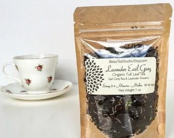 Lavender Earl Grey Organic Tea Loose Tea
