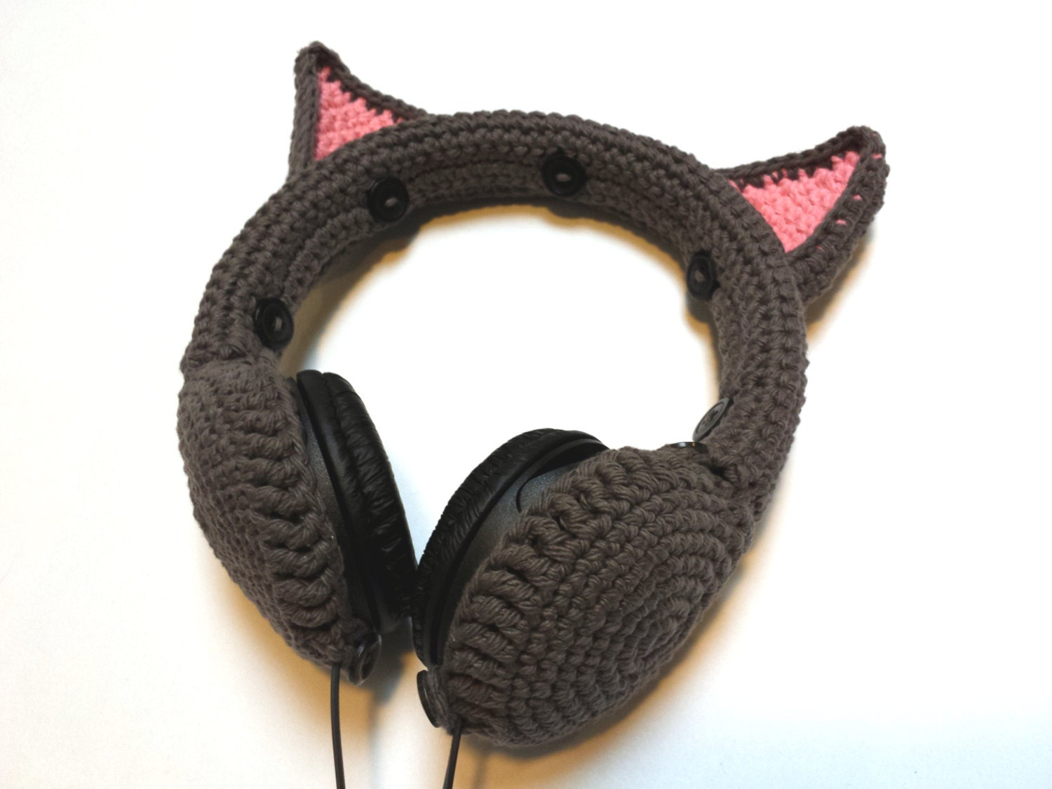 Cat Ear Headphones Instructions