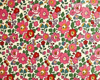 Betsy J - Liberty London Tana lawn fabric