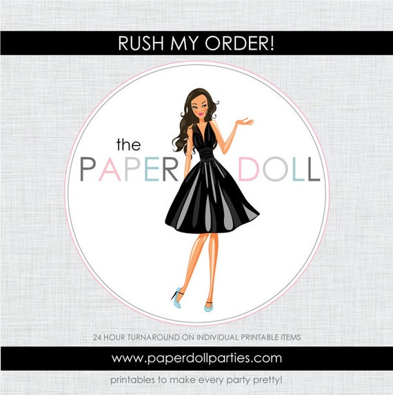 RUSH MY ORDER Add-On : 24 Hour Turnaround on Individual Printable Item